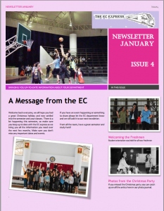 killester college newsletter pdf 2018 january
