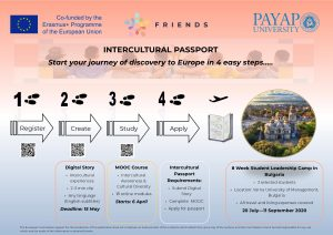 friends project intercultural passport