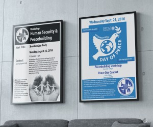 IRCP event posters