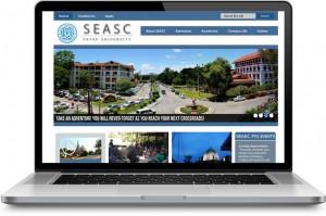 Southeast Asian Studies Center Joomla web template