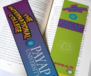 International College bookmarks