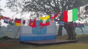 International Day banner
