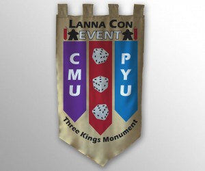 Games Club convention poster