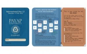 International Day passport