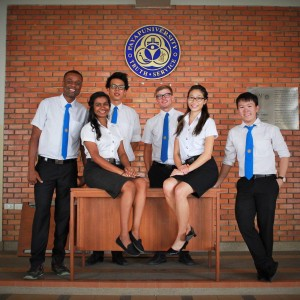 International Student Union Representatives 2015